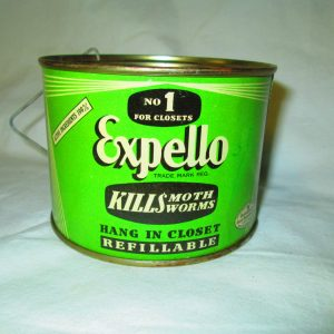 A really Rare Find..Expello Moth Killer Refillable Hangs in Closet Great Condition