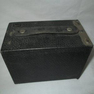 Antique Box Camera Early 20th Century Marked No. 2 Cartridge Premo Model B Use Film 120 USA