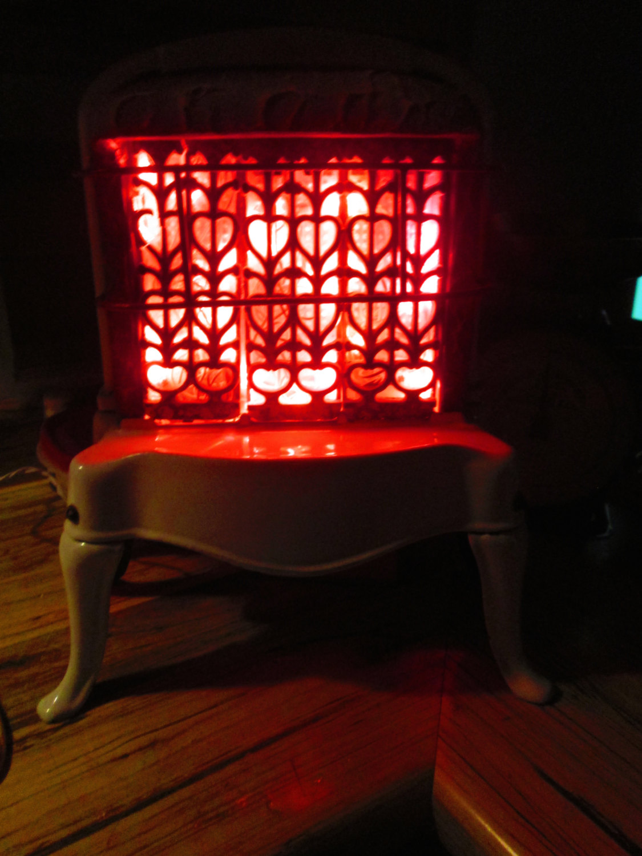 Upcycled Repurposed Enamel Gas Stove Night Light LED ...