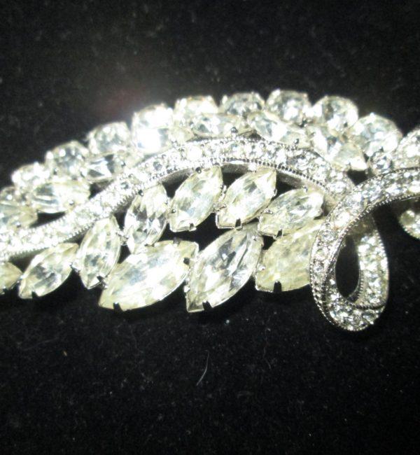 e0eadb881 vintage-beautiful-large-rhodium-plated-eisenberg-ice-brooch ...