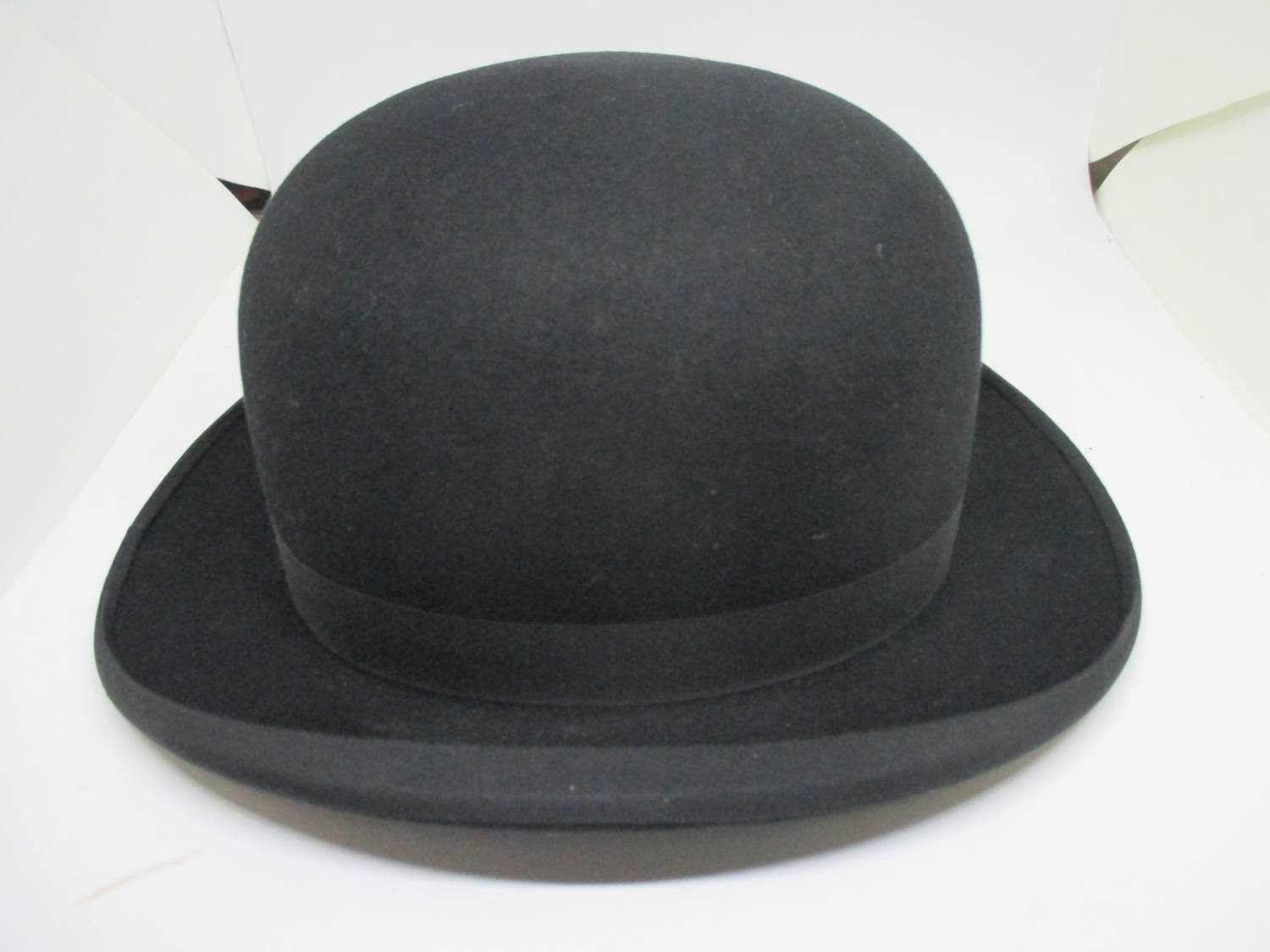 Vintage Derby Bowler Stetson 7 Men s hat New old stock original box Custom  Hats of Quality 14cd9c74abc