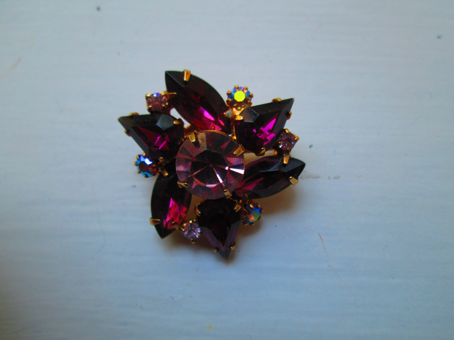 plum purple listing il zoom fullxfull on amethyst bouquet deposit brooch violet silver