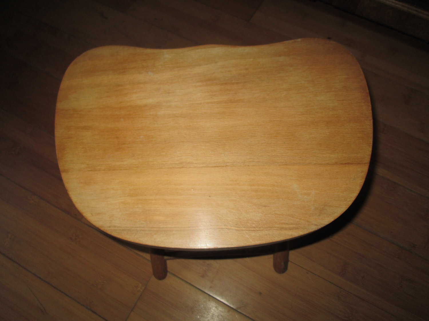 Magnificent Vintage Wooden Stool Nevco Folding Stool Step Stool Childs Or Kitchen Stool Caraccident5 Cool Chair Designs And Ideas Caraccident5Info
