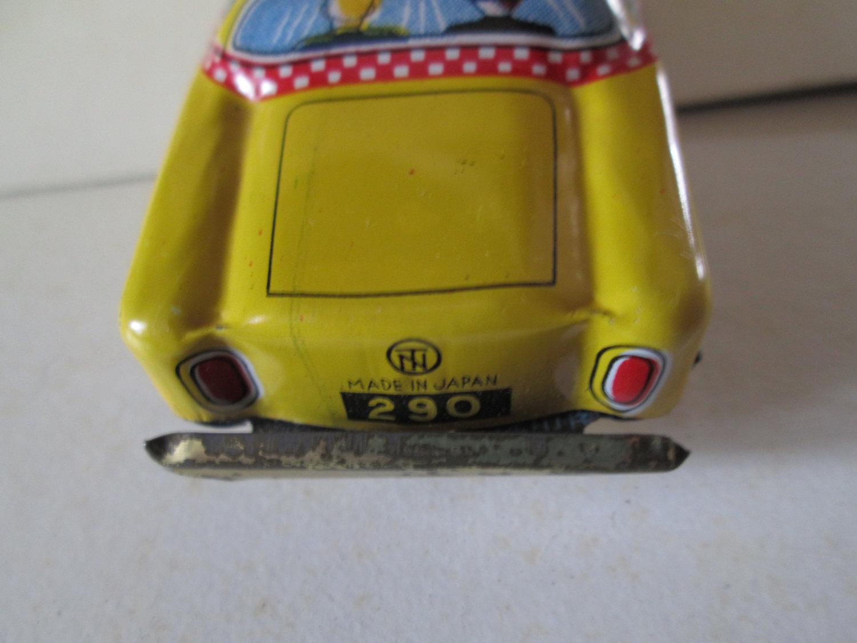 Vintage Tin Toys Litho Japan Cars - Other - Porn Videos-1534
