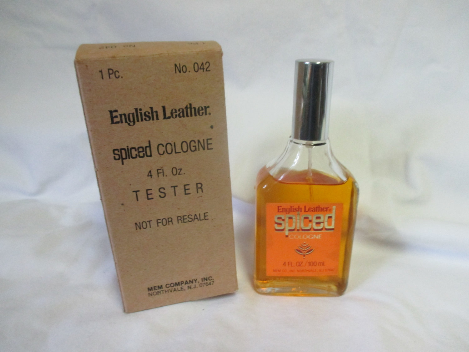 vintage 1970 39 s english leather spiced cologne spray mem. Black Bedroom Furniture Sets. Home Design Ideas
